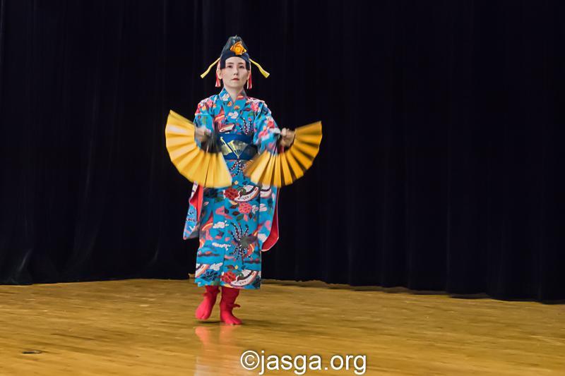 Okinawan Classical dance