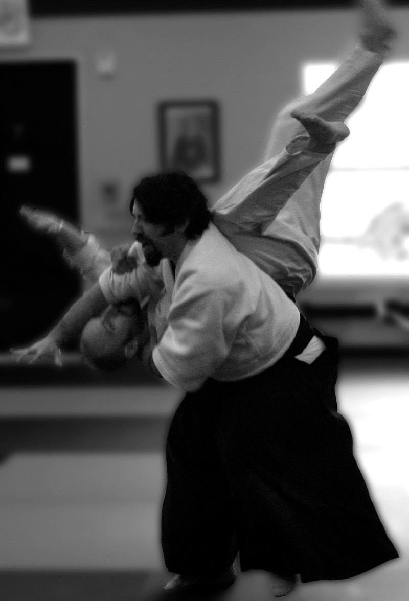 Austin Iwama Aikido