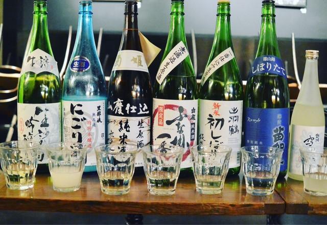 Sake Paring