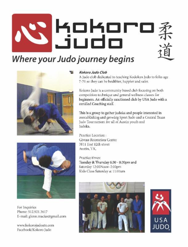 Kokoro Judo