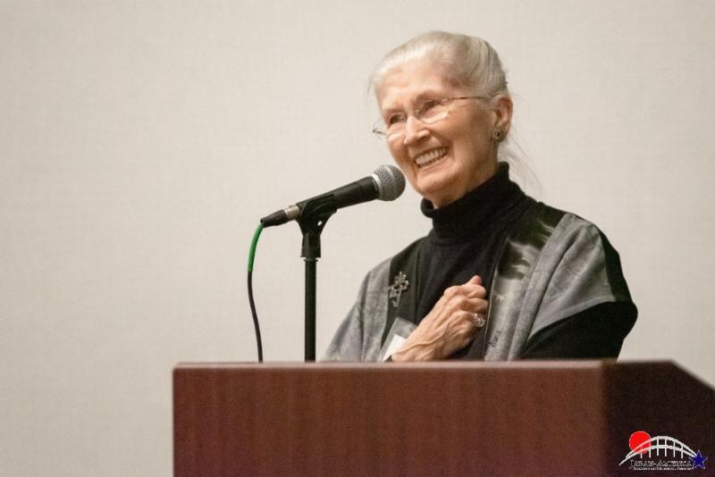 Award Recipient Dr. Sheila Fling