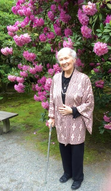 Sheila Fling - Seattle Japanese Garden