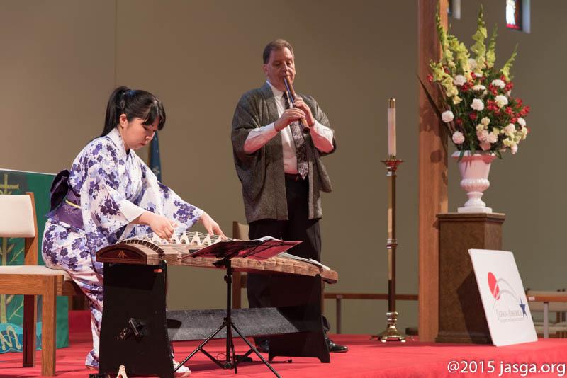 Koto & Shakuhachi