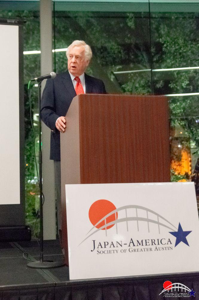 Ambassador Tom Schieffer