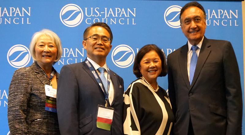 Japan-TX Economic Summit