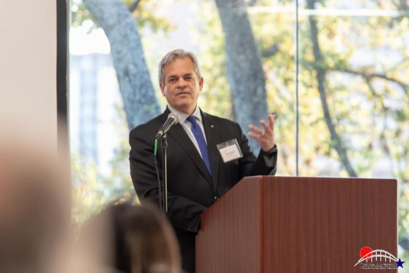 Mayor of Austin Steve Adler