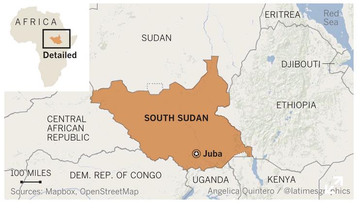 South sudan backslides civil war looms window for 10 40 window prayer points