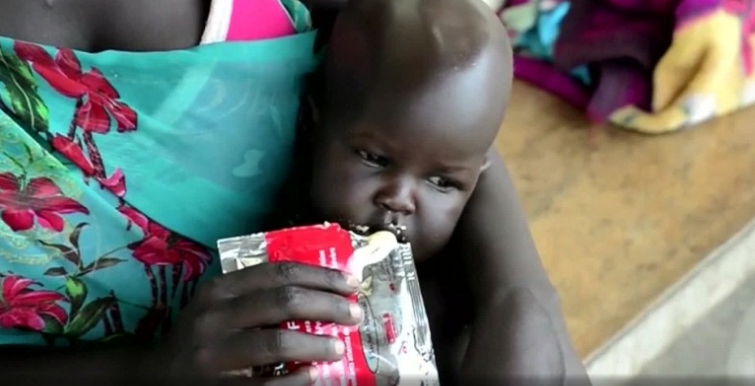 Famine threatens the world 39 s newest country south sudan for 10 40 window prayer points