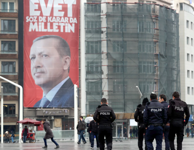 April 16 turkish referendum looms large for country 39 s for 10 40 window prayer points