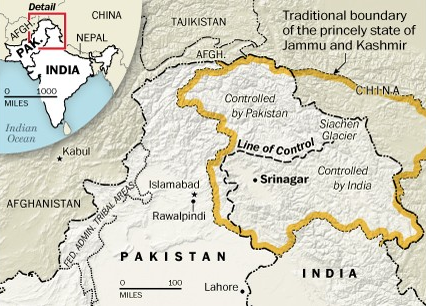 Saber rattling between pakistan and india threatens for 10 40 window prayer points