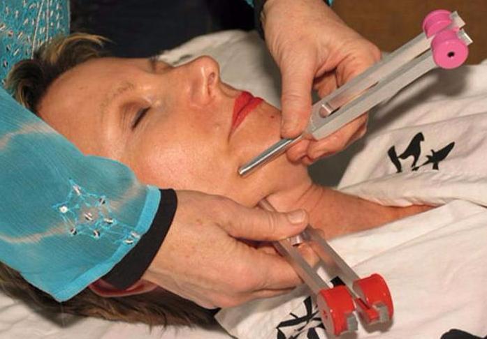 Facial Soundscapes treatment