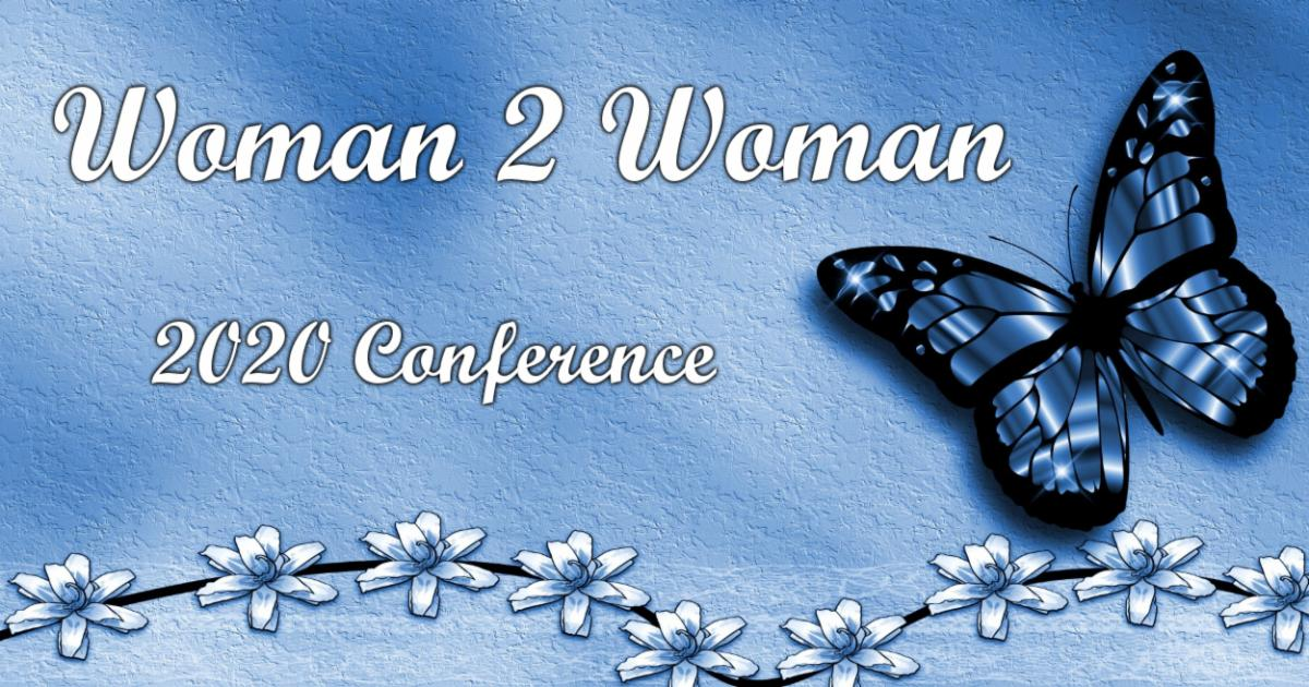 Woman 2 Woman 2020 Conference