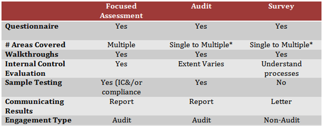 Audit Processes