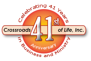 Crossroads celebrates 41 years in business and ministry