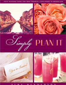 Simply Plan It by Alba Henderson