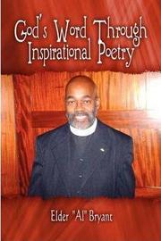 God's Word Through Inspirational Poetry - book by Elder Al  Bryant