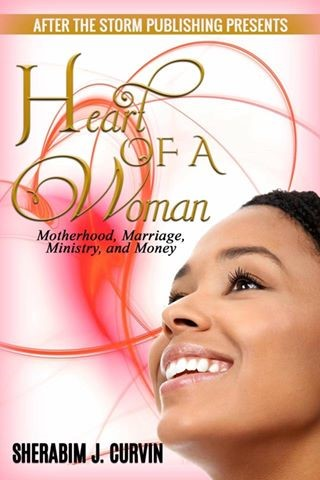 Heart of a Woman - book by Sherabim Curvin