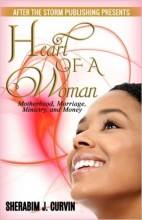 Heart of A Woman by Sheri Curvin Allen