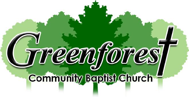Greenforest  New Logo
