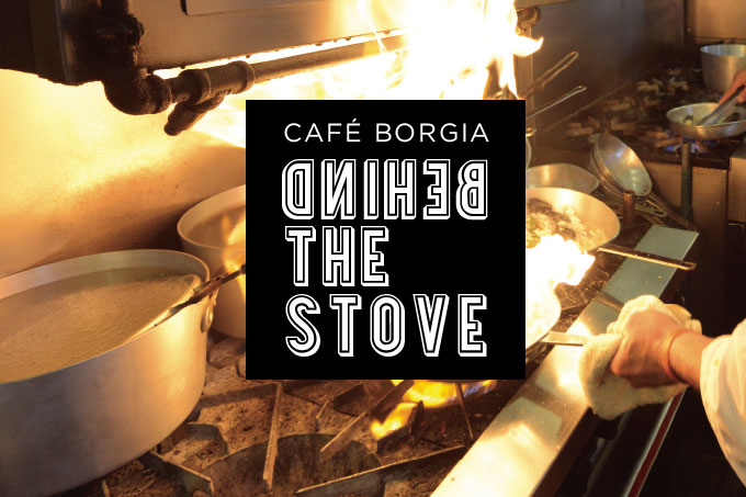 Cafe Borgia 1986