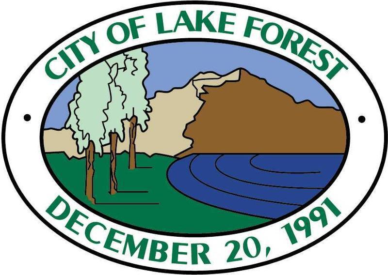 Lake Forest Logo