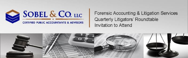 Litigators Roundtable January 12th