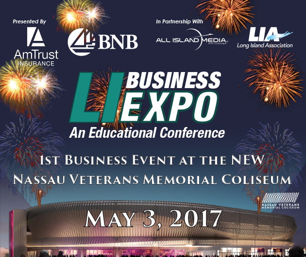The long Island Business Expo is back! In partnership with the Long Island Association and All Ilsand Media