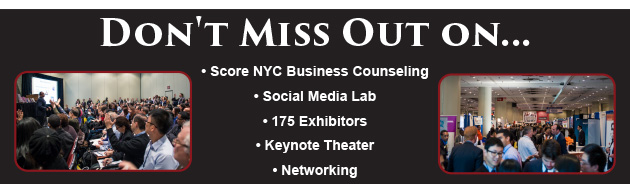 AmTrust Insurance presents the 12 annual New York Business Expo & Conference sponsored by Verizon. November 10th 2016 - Register for free HERE!