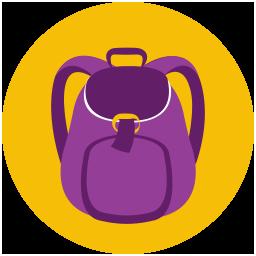 Camp - backpack