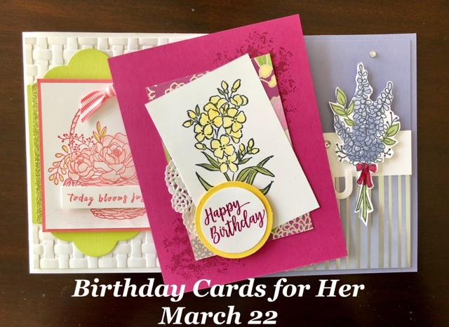 Happy Birthday Cards For Her