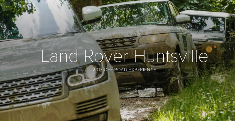 Land Rover Huntsville >> Land Rover Offroad Event