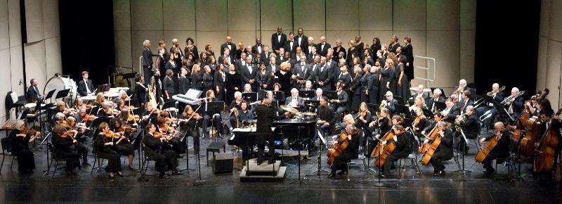 2011 orchestra & choir