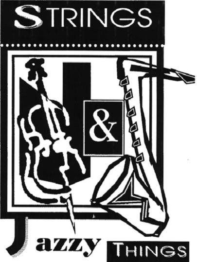 Strings & Jazzy Things camp logo