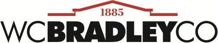 WC Bradley Co. Logo