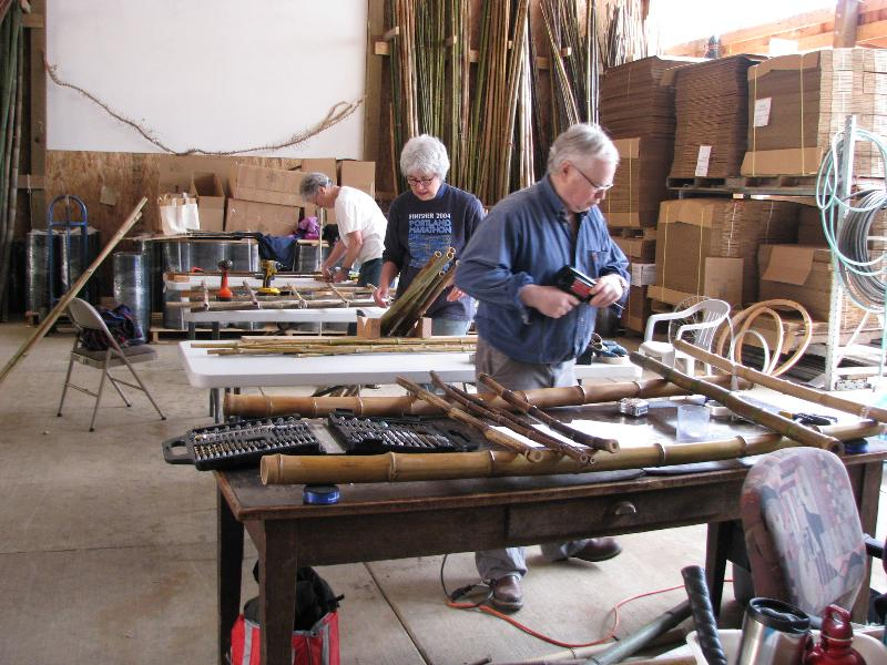 bamboo trellis class