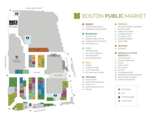Boston Public Market Stillman Quality Meats Llc