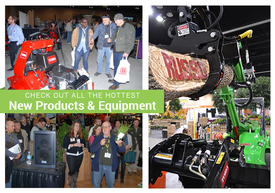 Hot, New Products and Equipment