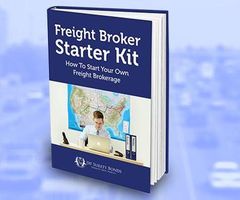 Free Freight Broker Ebook