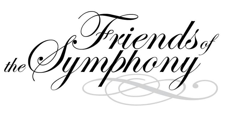 Friends of the Symphony bw