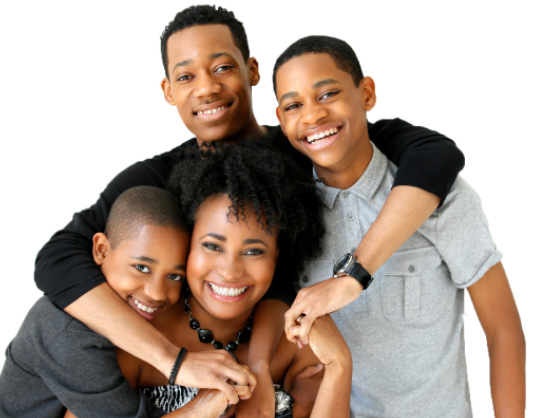 tyler james williams brothers names