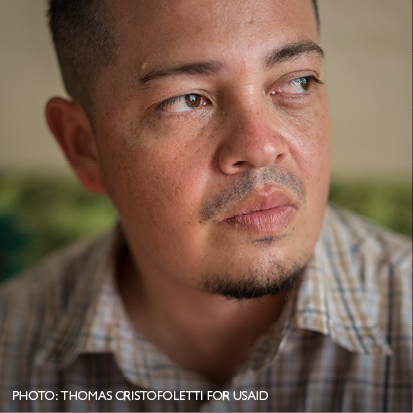 Meet David, A Dad With A Turnaround