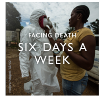 Facing Death Six Days 