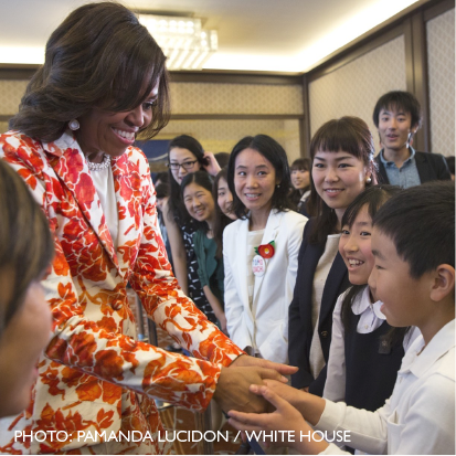 For my girls: First 
