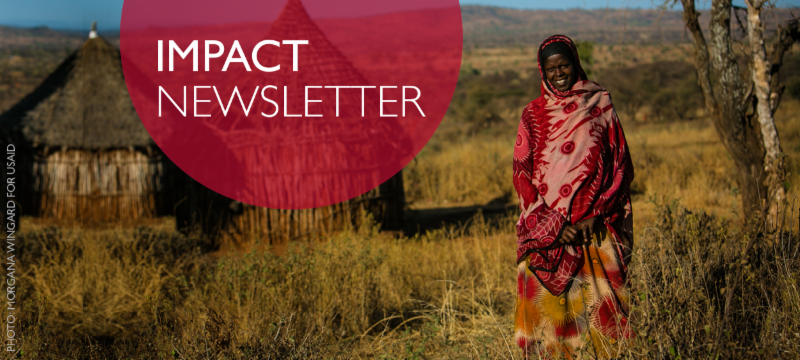 Impact Newsletter. Credit:  Morgana Wingard for 