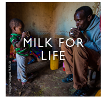 Milk for Life. 