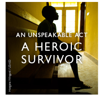 An Unspeakable Act. A 