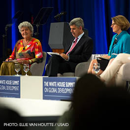 Partnerships. Photo: Ellie Van Houtte / USAID