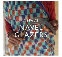 Nepal's Navel Glazers . Credit: USAID