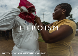 Heroism. 