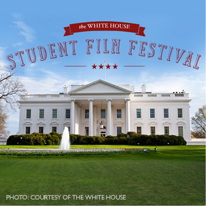 Creative Kids Needed for WH Film Festival. Photo Courtesy of the White House